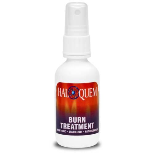 HALOQUEM Burn Treatment