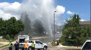 ephraim water breaks, emergency water storage will be needed